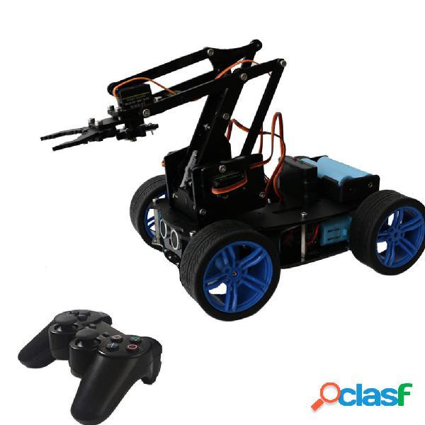 PI Master DIY 4WD Tracking Evitabile invisibile Smart RC