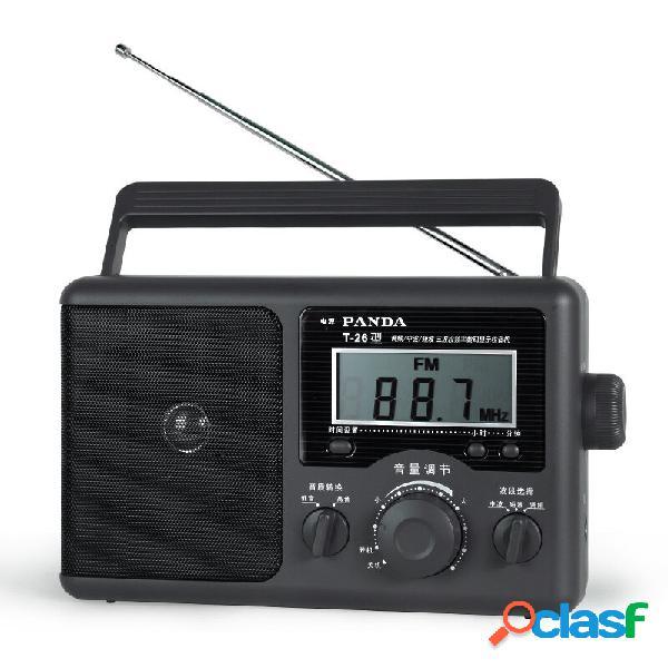 Panda T-26 Radio FM MW SW Tre Banda Radio per regalo dei