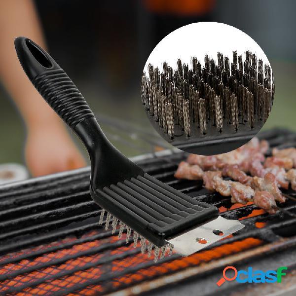 Pulizia setole filo cucina Spazzole Pulizia griglia barbecue