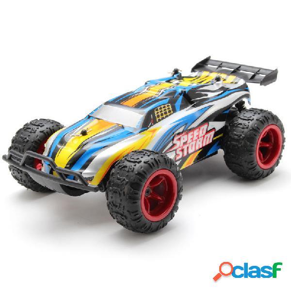 Pxtoys 9601 2.4G 1/22 rc buggy velocità tempesta blu rosso