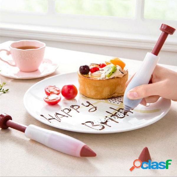 Silicone Torta Decorazione Pen Dessert Torta di pasticceria