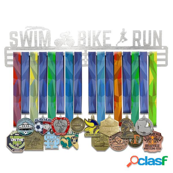 Sporting Medal Hangers Awards Display Decorazioni per porta