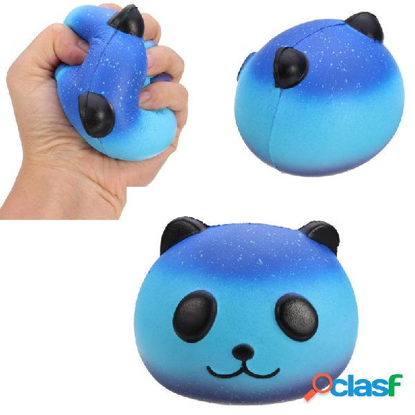 Squishy Panda Bread Slow Rising Lo stress alleviare Soft