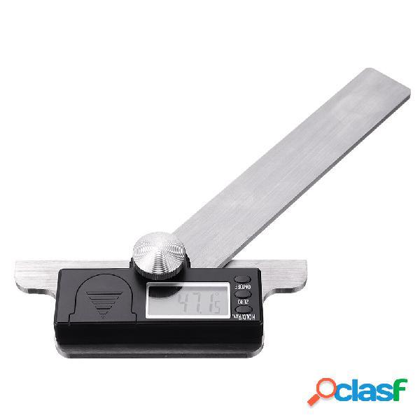 Stainlees Steel Digital Display Goniometro di misurazione