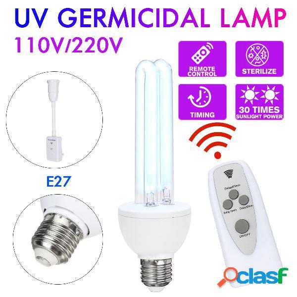 Sterilizzatore 20W UV lampada 254nm E27 UVC LED Lampada