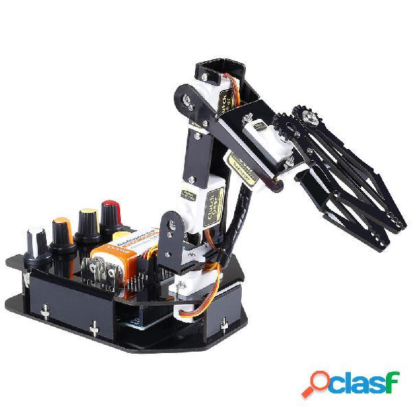 SunFounder Rollarm Robot aggiornato Kit braccio robotico RC