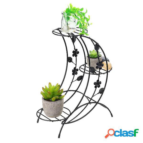 Supporto per piante in metallo Decorazioni per giardino