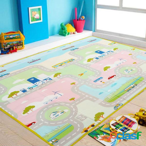 Tappeto da gioco per bambini con tappetino da gioco per