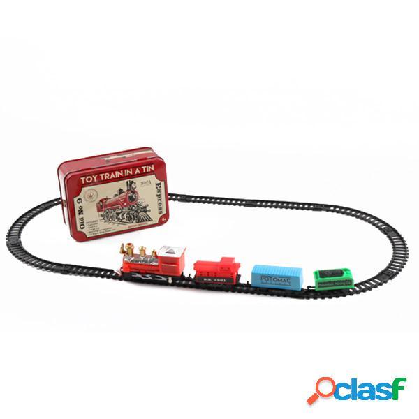 Trenino di Natale Set Giocattolo da collezione Collezione di