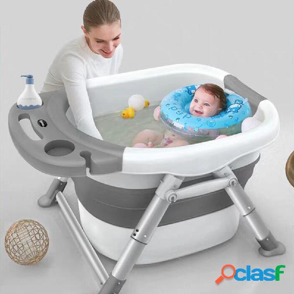 Vasca da bagno portatile per bambini Doccia Secchio Vasca da