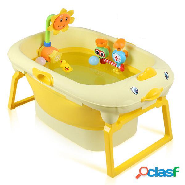 Vasca da bagno portatile per bambini Vasca da bagno
