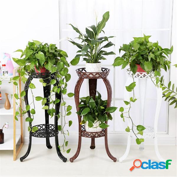 Vaso per fioriera Display con supporto per piante da