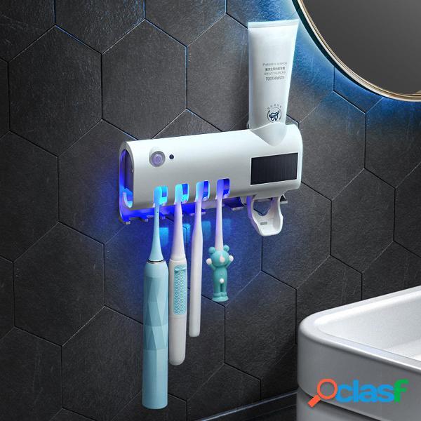Ventilatore di dentifricio dentifricio ad infrarossi con