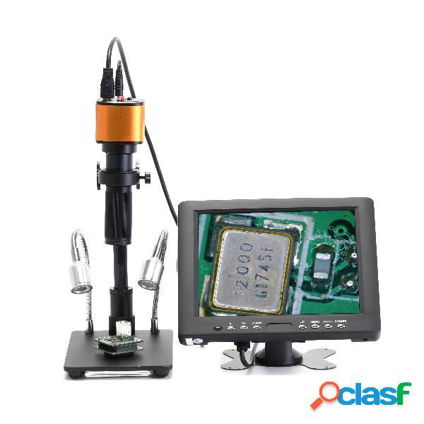 Videocamera per microscopio video digitale digitale USB HD
