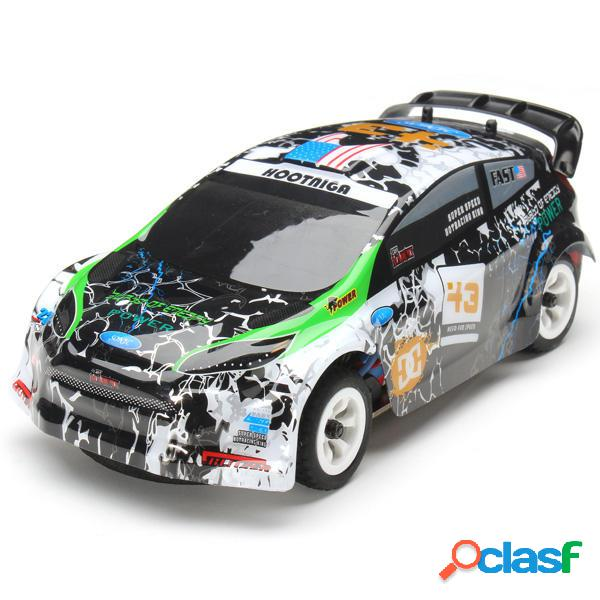 WLtoys K989 1/28 2.4G 4WD a Spazzole Macchina Rally RC RTR