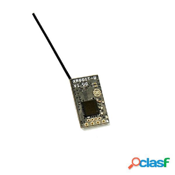 XR601T-B1 2.4G 8CH SBUS Mini RC ricevitore con supporto