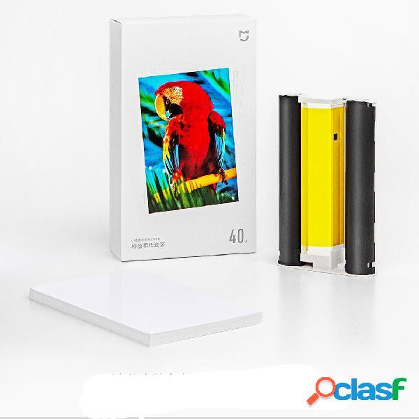 Xiaomi Mijia Carta per stampa fotografica per Xiaomi Mijia