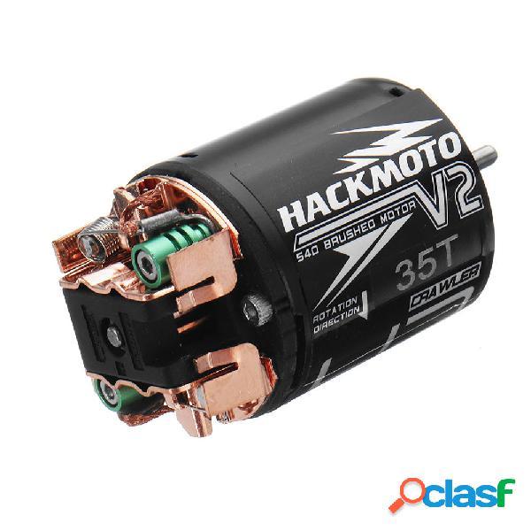 Yeah Racing Hackmoto V2 Modificato 35T 540 albero motore