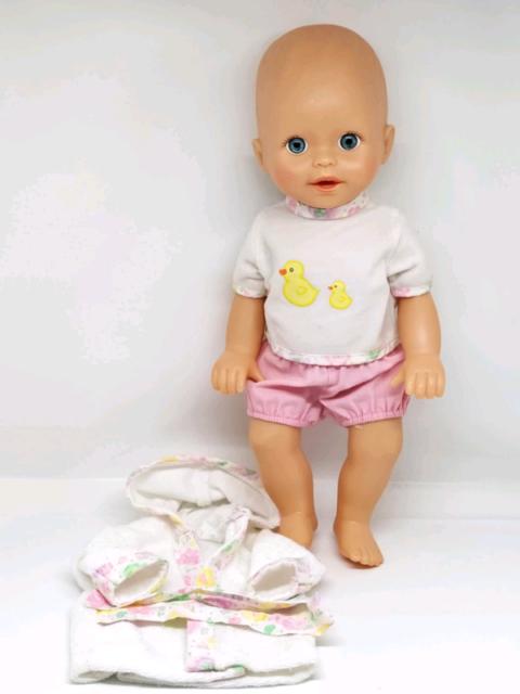 Bambola bambolotto femmina Mattel vintage rara