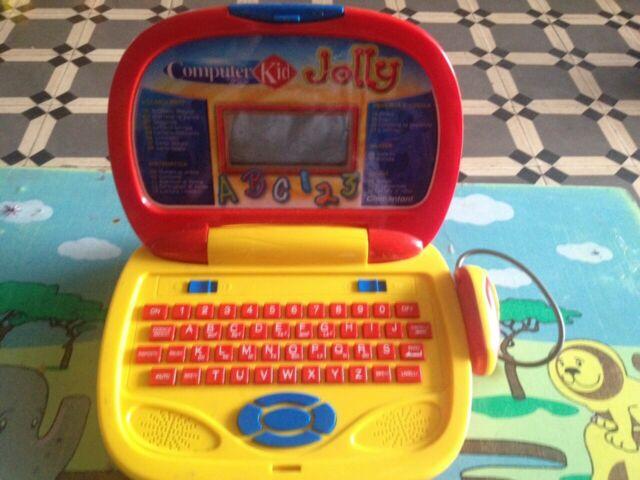 Computer giocattolo Clementoni