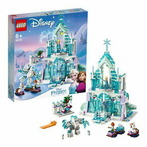 Lego - Costruzioni Castello di Elsa Disney Princess