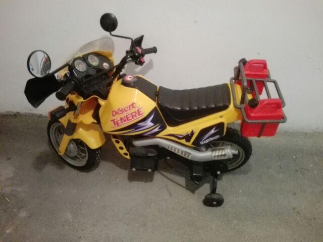 Moto Elettrica Peg Perego
