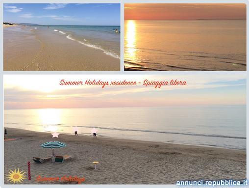 Puglia - Gargano - Casa vacanze a pochi passi dalla spiaggia