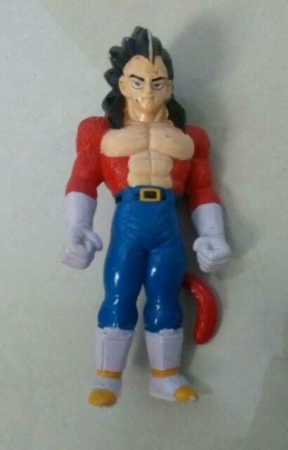Vegeta Super Saiyan 4 (Action Figure)