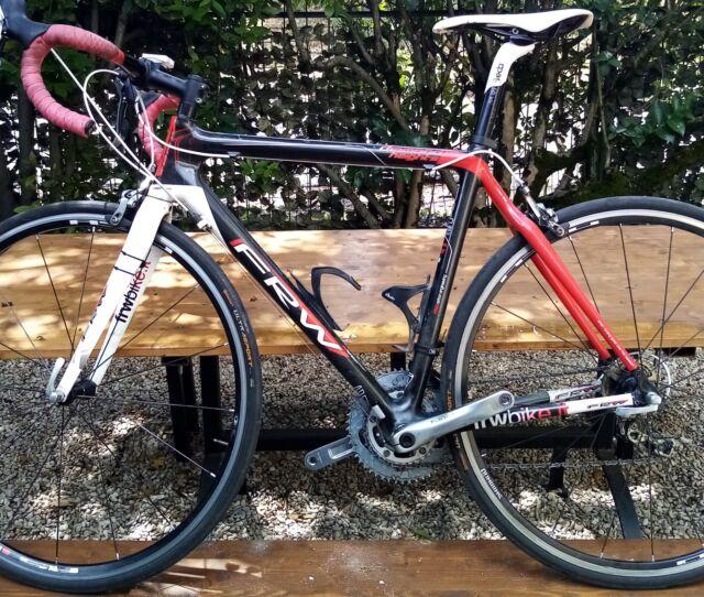 Bici da corsa frw in carbonio