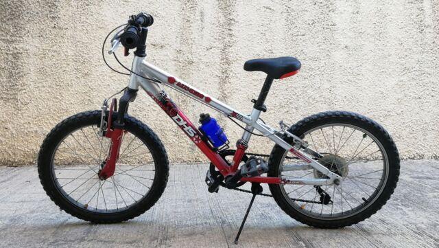 Bicicletta da bambino tipo BMX marca DHS