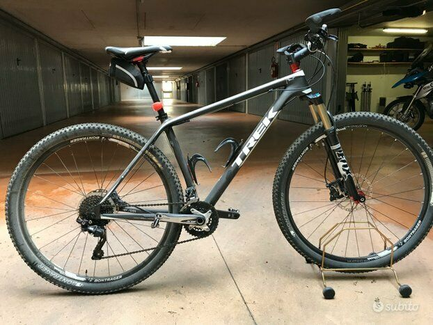 Mtb Trek superfly 9.7 carbon