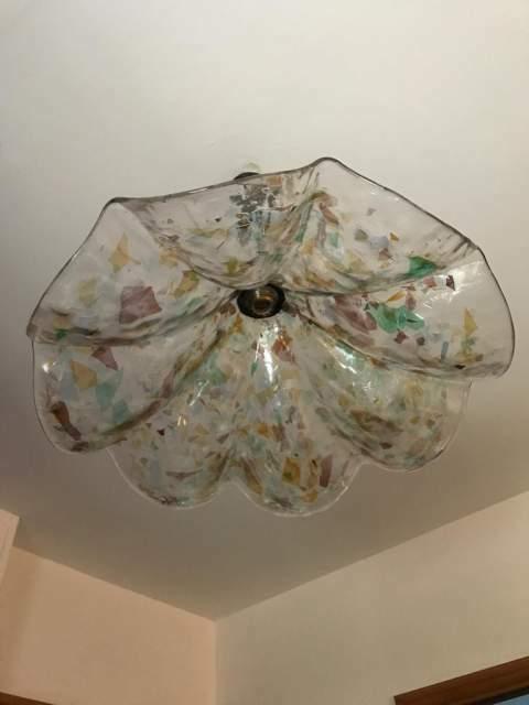 Lampadari in cristallo di Murano
