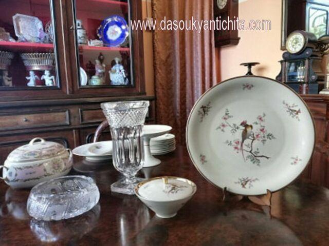 Piatto e ciotolina da collezione anni 50 Bavaria