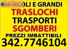 Roma Traslochi e Sgomberi