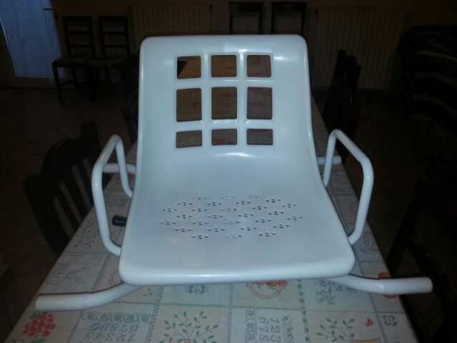 Sedia per vasca da bagno per anziani o disabili