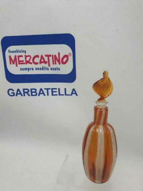 Snuff vetro reticolato aranc