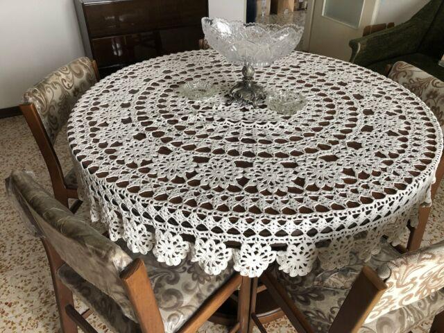 Tavolo rotondo allungabile in noce anni 60'