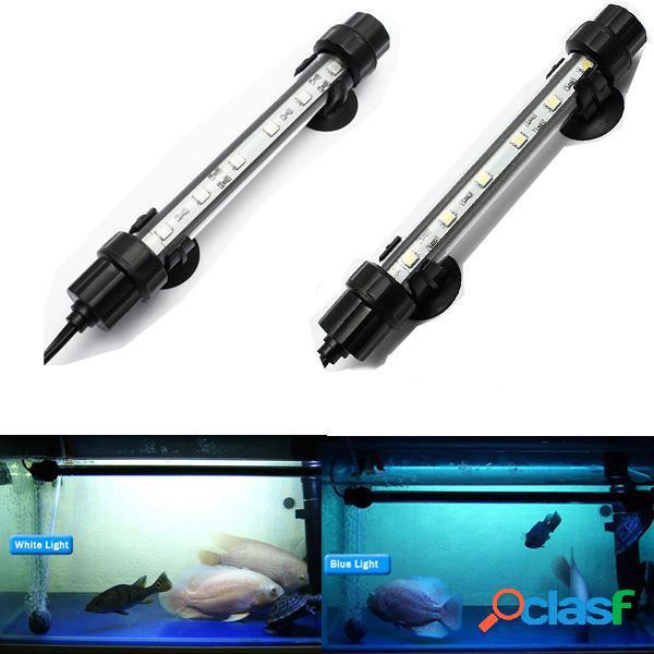 18 centimetri acquario serbatoio di pesce LED impermeabile