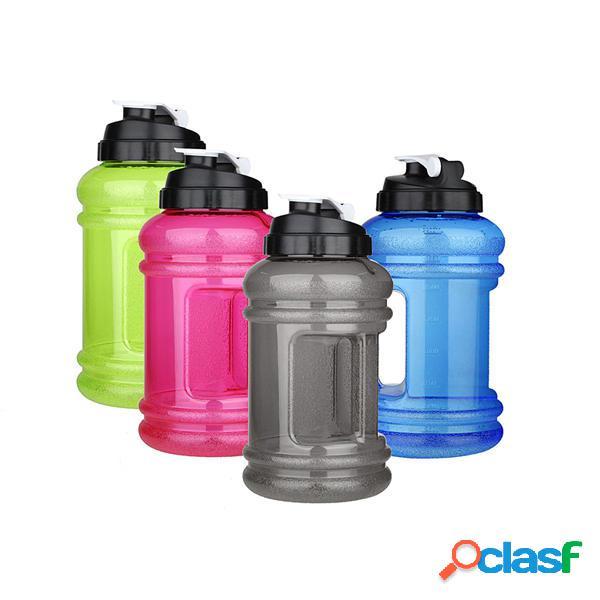 2.2L grande bocca BPA libero sport Gym bevanda di