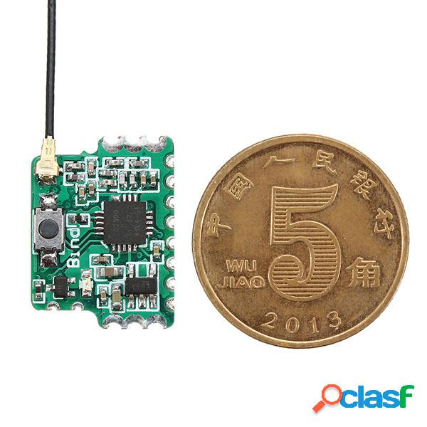 2.4G 8CH D8 Mini FrSky Ricevitore Compatibile con PWM PPM
