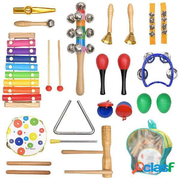 20 strumenti a percussione xilofono bambini bambino