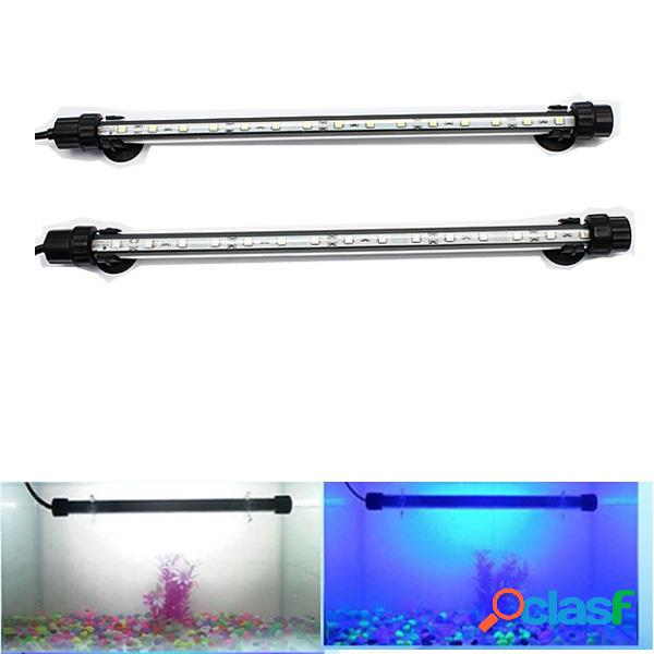 38 centimetri acquario serbatoio di pesce LED impermeabile