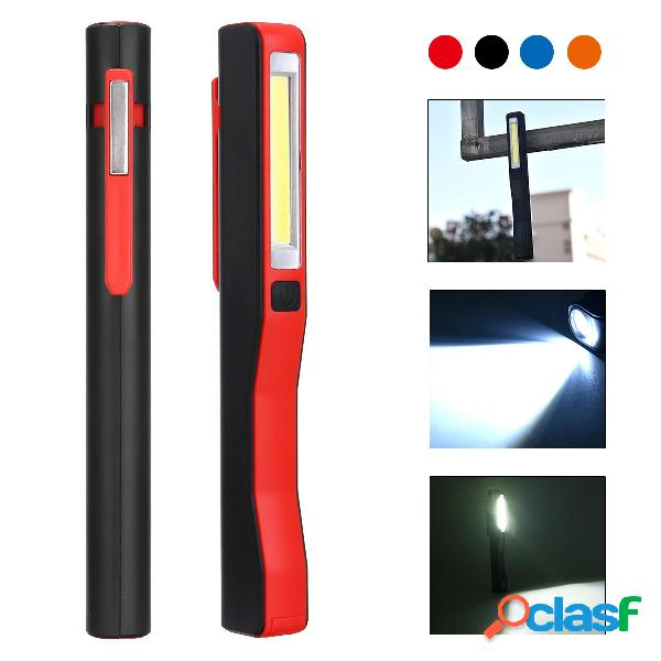 3W COB + 1W LED USB Magnetic Work Light Outdoor campeggio