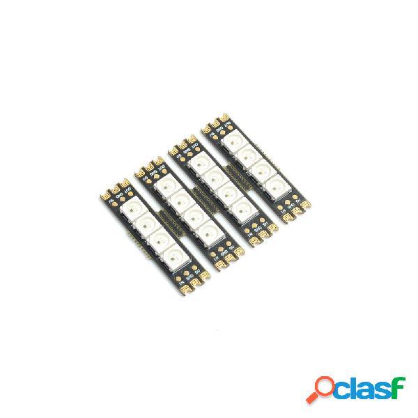 4 PC Diatone SW401 MAMBA 5V Colorful Power LED Strip Light