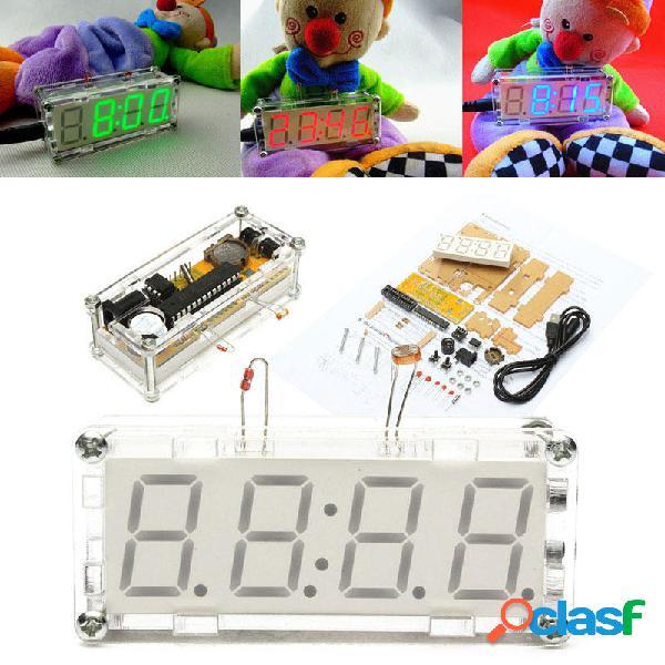 4-digit LED micro-controller elettronico digitale fai-da-te