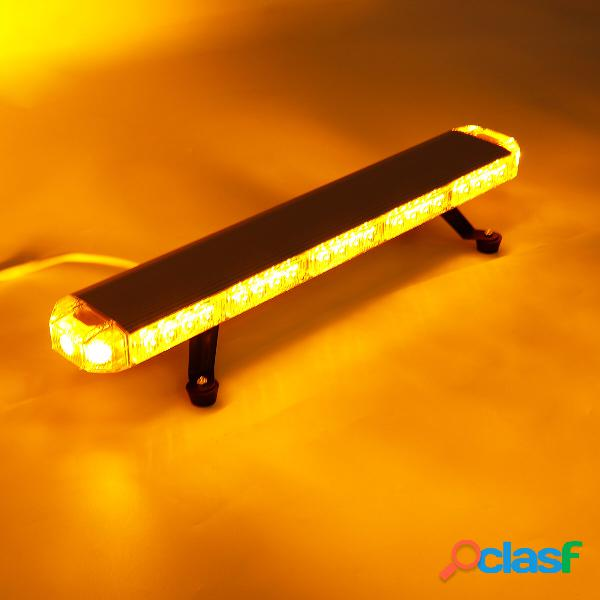 46LED 660mm 12 / 24v LED Faro da lavoro Barra lampeggiante