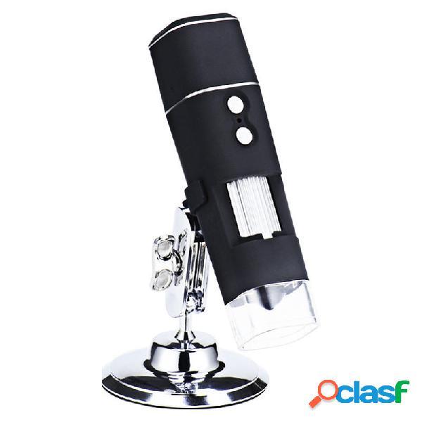 50-1000 volte WIFI Microscopio digitale Microscopio del