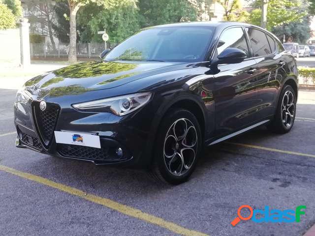 ALFA ROMEO Stelvio diesel in vendita a Pogliano Milanese