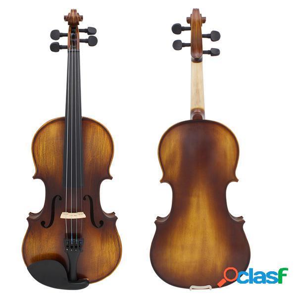 ASTON AV-506 4/4 violino vintage in legno massello di abete