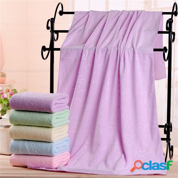 Asciugamano da bagno in microfibra Asciugamano da bagno Gym